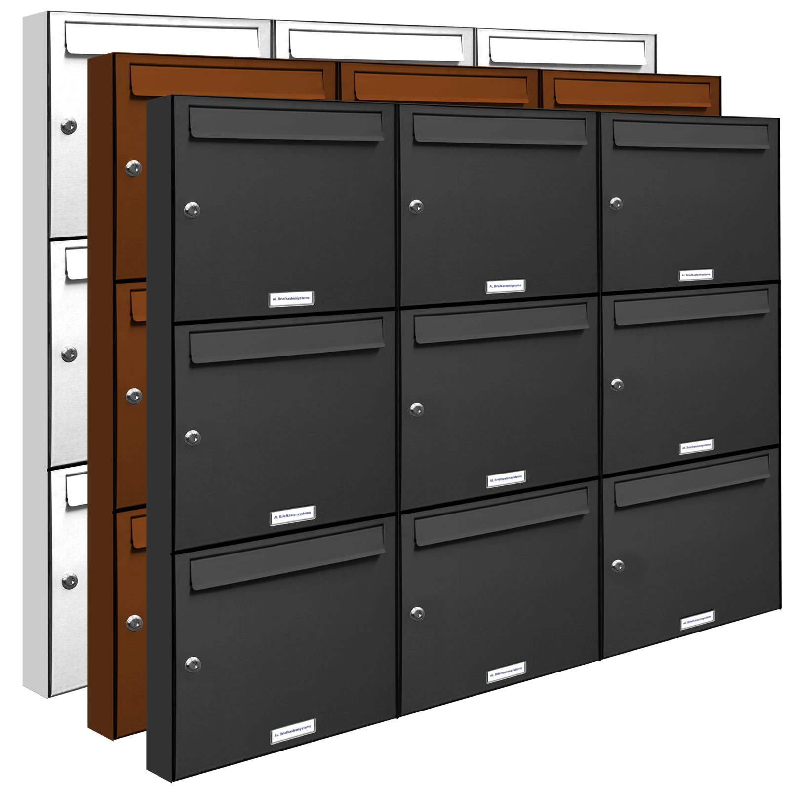 9er 3x3 aufputzanlage post stehend jetzt g nstig. Black Bedroom Furniture Sets. Home Design Ideas